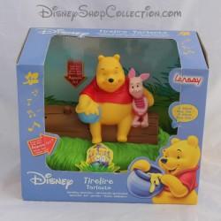 Tirelire parlante LANSAY Disney Winnie et Porcinet sonore plastique 17 cm