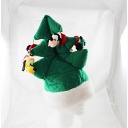 Sombrero de Navidad CHRISTMAS árbol DISNEYLAND PARIS adulto Mickey y sus amigos verdes de Disney