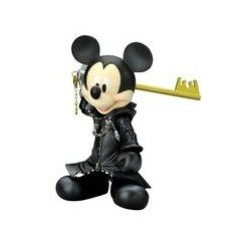 Figurine King Mickey DISNEY Kingdom Hearts play arts III