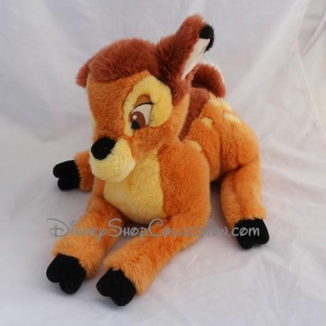 DISNEY STORE Bambi brown reclining doe 35 cm