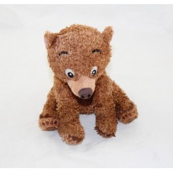 Koda bear bear DISNEY STORE Brother of the Curly Brown Bear 14 cm