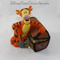 Plastic drawer Tigger DISNEY treasure chest figurine pvc 18 cm