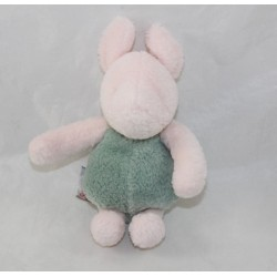 Pig cub DISNEY GUND Classic Pooh pink green 15 cm