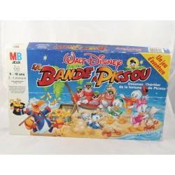 Juego de mesa La banda picsou WALT DISNEY MB Games juego de aventura vintage
