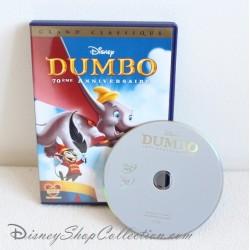 Dvd Dumbo DISNEY grand classique 70 eme anniversaire N° 4 Walt Disney