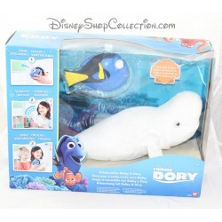 Toy Dory DISNEY Bandai Dory's World plays hide-and-seek with Bailey Nine