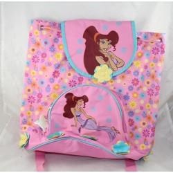 Vintage backpack Megara DISNEY STORE Hercules pink 35 cm