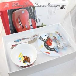 Set vaisselle enfant DISNEY Wmf Cars couverts + mug + assiette 6 pièces