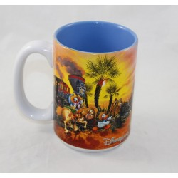 Mug attractions DISNEYLAND PARIS park Space motain Railroad Castle ...