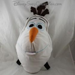 Sac à dos peluche Olaf POSH PAWS Disney La Reine des Neiges tête 40 cm