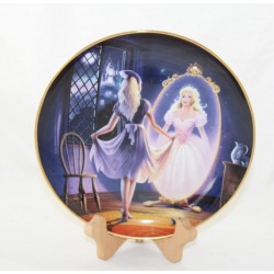 Numbered plate Cinderella FRANKLIN Reflection of a dream limited edition