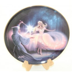 Cendrillon FRANKLIN Fairy Godmother's Magic Limited Edition Number Plate