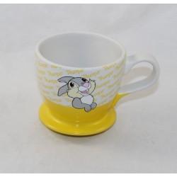 Mug Pan Pan DISNEYLAND PARIS Thumper cup saucer Disney 10 cm