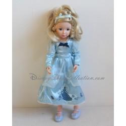 Poupée articulée Cendrillon ZAPF DISNEY robe bleu Cinderella 35 cm