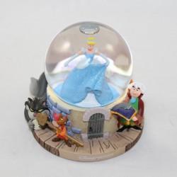 Globo de nieve Disneyland DISNEYLAND PARIS Jack Lucifer Valet bola de nieve 9 cm