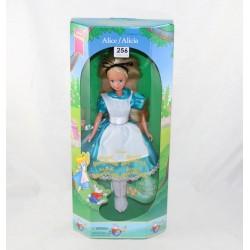 Muñeca Alicia en el país de las maravillas DISNEY MATTEL 13537 año 1994