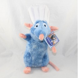 Rémy rat fluff NICOTOY Disney Ratatouille chef 25 cm