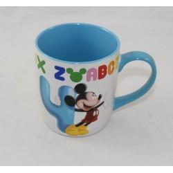 Mug Mickey DISNEYLAND PARIS letter Y cup ceramic ABC