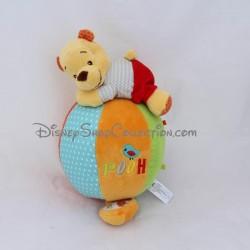 Musical cuddle Winnie the Pooh NICOTOY Disney Winnie the Balloon Pooh 30 cm