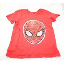 Spider-Man T-shirt Marvel ragazzo bambino di 7 anni Disney Spiderman