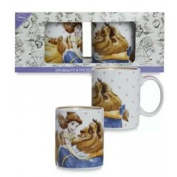 Pack 2 mug Beauty and the Beast DISNEY Primark Ceramic