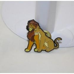 Pin's Simba DISNEY STORE The rare vintage adult lion king 1995