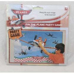 Party game Planes PLANES ANNIVERSARy poster animation