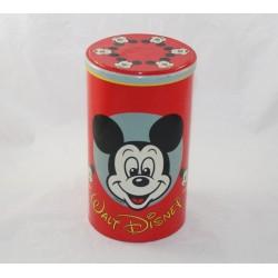 Former box Mickey DISNEY Massily France tole vintage metal iron round 20 cm