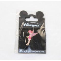 Pin's fairy Tinker Bell DISNEYLAND PARIS little pink pirate EL