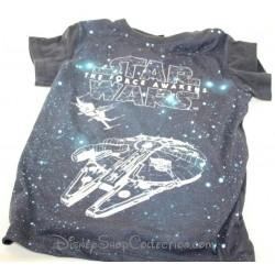 Tee shirt manches courtes STAR WARS vaisseaux