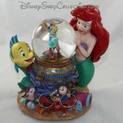 Globo de nieve musical Ariel DISNEY La Sirenita Bajo el Mar bola de nieve 22 cm