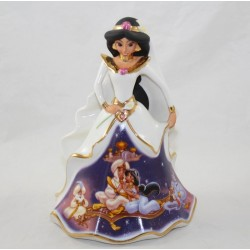 Porcelain Figure Jasmine DISNEY Bradford Limited Edition Wedding Bell Editions