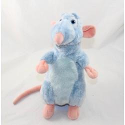 Rémy rat with a RAT NICOTOY Blue Ratatouille 30 cm