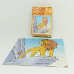 Mini puzzle The Lion King DISNEY Mika Lion King Simba vintage rock