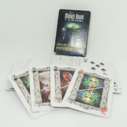 Juego de cartas The Haunted Mansion DISNEY Journal of Mickey 54 terribles cartas