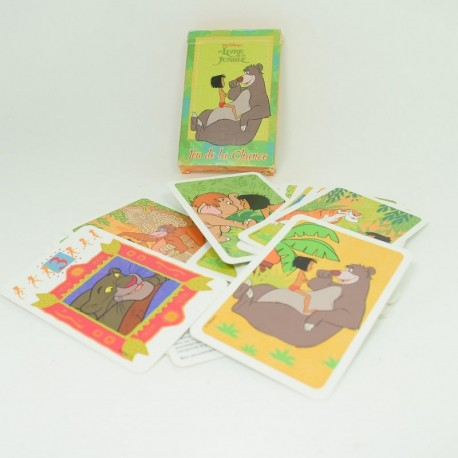 Card game The Jungle Book DISNEY Carta Mundi Game of Luck