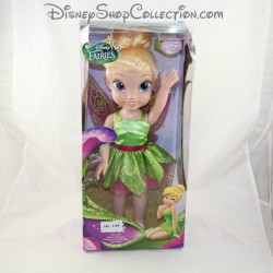 Muñeco de hadas Bell JAKKS Disney Fairies Peter Pan 38 cm
