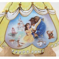 Hermosa Disney decorativa pared placa belleza y la bestia Bradford intercambio Fairest Dreamer EL