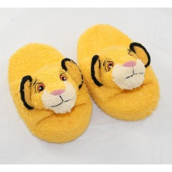 Children's slippers Simba DISNEYLAND PARIS The Lion King bath slippers 23/24 yellow sponge