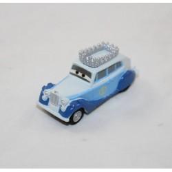 Figurine Cars 2 DISNEY PIXAR voiture Reine pvc 5 cm