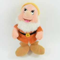 Happy dwarf with DISNEYLAND White Snow and the 7 dwarfs 29 cm