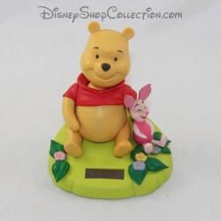 Animated figure nohohon TOMY Disney Winnie and Solar Piglet 11 cm