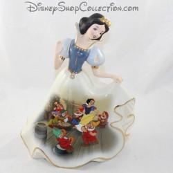 Disney Bradford Masterpiece Limited Edition Snow White Porcelain Figure