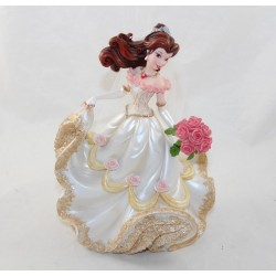 Figure Belle DISNEY SHOWCASE Beauty and the Beast Haute Couture wedding dress 21 cm