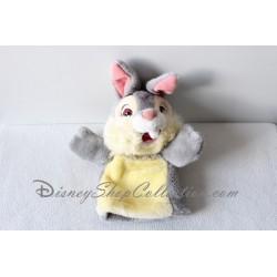 Peluche marioneta de conejo Pan Pan DISNEYLAND París Thumper