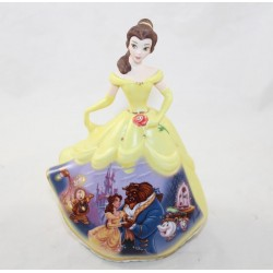 Beautiful Disney Bradford Beauty and The Beast Limited Edition Bell Porcelain Figure
