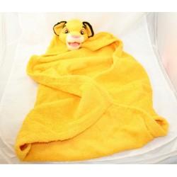 Bathing Cape lion Simba DISNEYLAND PARIS The baby orange lion king