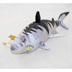 Pawish Mordicus shark DISNEY STORE The small sirene 2 black grey 32 cm