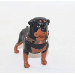 Disney PIXAR Perro Beta Figura Hasta Negro Marrón 7 cm