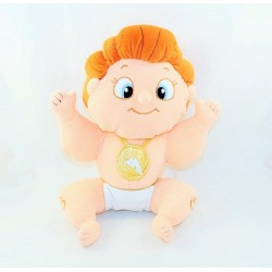 Peluche bébé Hercule DISNEY STORE Hercules Dieu assis RARE 28 cm